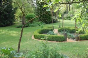 Buchsbaumgarten