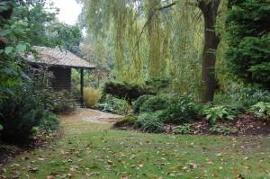 Herbsthütte